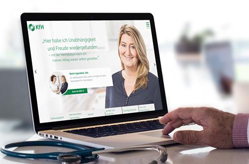 jobs.kfh.de: Stellenangebote und Informationen zum Arbeiten im KfH
